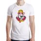 Transfer sublimático para camiseta Animal Hipster 003556