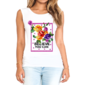 Transfer sublimático para camiseta Feminina 002598