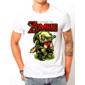 Transfer sublimático para camiseta Zombies 001931