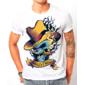 Transfer sublimático para camiseta Radical 001372