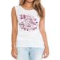 Transfer sublimático para camiseta Feminina 000621