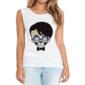 Transfer sublimático para camiseta Caveira Mexicana 002059