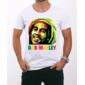 Transfer sublimático para camiseta Bob Marley 000192