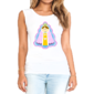 Transfer sublimático para camiseta Santos 004414
