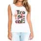 Transfer sublimático para camiseta Feminina 002720