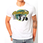 Transfer sublimático para camiseta Surf/Street 001833