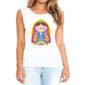 Transfer sublimático para camiseta Santos 004442