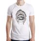 Transfer sublimático para camiseta Caveiras 003722