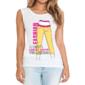 Transfer sublimático para camiseta Feminina 000559