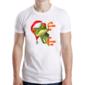 Transfer sublimático para camiseta Sapos Funny 003635