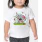 Transfer sublimático para camiseta Infantil 003749