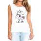 Transfer sublimático para camiseta Unicórnio 004034