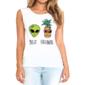 Transfer sublimático para camisa Amizade 004543