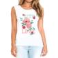 Transfer sublimático para camiseta Feminina 002744