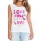 Transfer sublimático para camiseta Feminina 000562