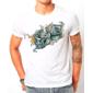 Transfer sublimático para camiseta Radical 001366