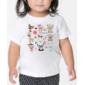 Transfer sublimático para camiseta Infantil 003854