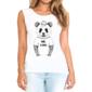 Transfer sublimático para camiseta Animal Hipster 002347