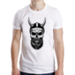 Transfer sublimático para camiseta Caveiras 004525
