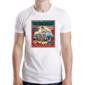 Transfer sublimático para camiseta Carros/Motos 004097