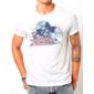 Transfer sublimático para camiseta Surf/Street 001762