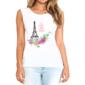 Transfer sublimático para camiseta Feminina 002562