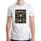 Transfer sublimático para camiseta Caveiras 003682