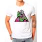 Transfer sublimático para camiseta Zombies 001930