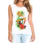 Transfer sublimático para camiseta Feminina 003435