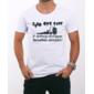 Transfer sublimático para camiseta Engraçada 000482