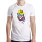 Transfer sublimático para camiseta Animal Hipster 003577