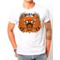 Transfer sublimático para camiseta Radical 001395