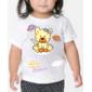 Transfer sublimático para camiseta Infantil 000886