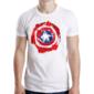 Transfer sublimático para camiseta Heróis/Vilões 004588