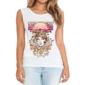 Transfer sublimático para camiseta Feminina 000620