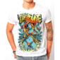 Transfer sublimático para camiseta Radical 001324