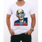 Transfer sublimático para camiseta Iron Maiden 000244