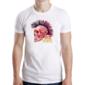 Transfer sublimático para camiseta Caveiras 003645