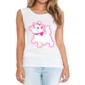 Transfer sublimático para camiseta Feminina 000648