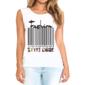 Transfer sublimático para camiseta Feminina 002745