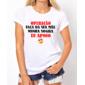 Transfer sublimático para camiseta Engraçada 000504