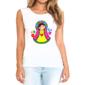 Transfer sublimático para camiseta Santos 004425