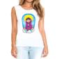 Transfer sublimático para camiseta Santos 004443