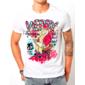 Transfer sublimático para camiseta Radical 001481