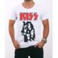 Transfer sublimático para camiseta Kiss 000252