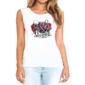 Transfer sublimático para camiseta Feminina 004145
