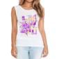 Transfer sublimático para camiseta Feminina 000608