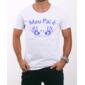 Transfer sublimático para camiseta Dia dos Pais 000132