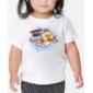 Transfer sublimático para camiseta Heróis Baby 004306