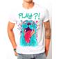 Transfer sublimático para camiseta Radical 001464
